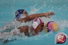 Dua atlet polo air Jambi ikut pelatnas Asian Games