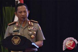 Raja Malaysia Beri Penghargaan Kepada Kapolri
