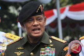 Panglima TNI pastikan praperadilan tak pengaruhi penyidikan helikopter