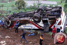 Kecelakaan Ciloto tewaskan 11 orang, bukan 12 orang