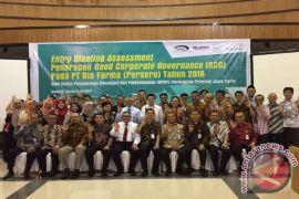 Bio Farma Awali Semester II dengan Entry Meeting Assessment GCG