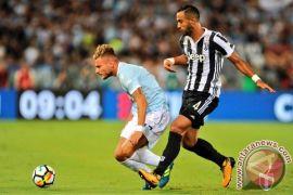 Lazio juara Piala Super Italia usai menang dramatis 3-2 atas Juventus