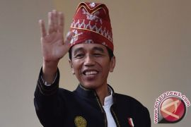 Presiden akan kenakan pakaian Sunda untuk karnaval