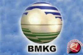 BMKG : empat kabupaten Jambi berpotensi hujan berpetir