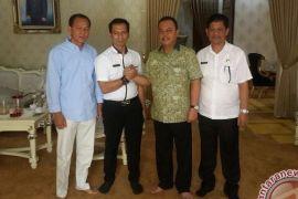 Ketua DPRD-Dirut RSUD sepakat berdamai