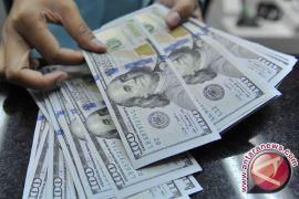 Dolar AS sedikit melemah