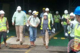 Bupati Muarojambi kunjungi pabrik sawit BBB