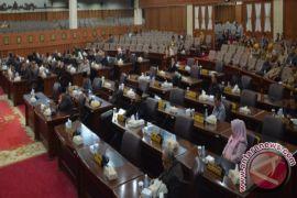 Fraksi DPRD sampaikan pandangan umum terhadap RAPBD 2018