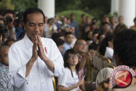 Survei: Mayoritas masyarakat puas Jokowi, walau masalah ekonomi mengganjal