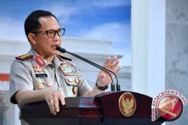 Kepala Kepolisian Indonesia akan copot kasatwil tak jalankan arahan Pilkada