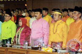 Wabup Tanjabbar hadiri HUT Kabupaten Muaro Jambi