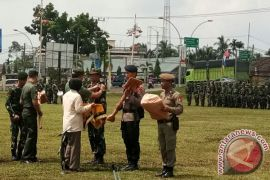 Danrem tutup TMMD ke-100 di wilayah Kodim Batanghari