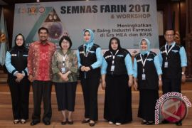 IAI-Farmasi Unpad gelar workshop farmasi industri