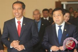 Presiden Jokowi tegaskan agar Novanto ikuti proses hukum