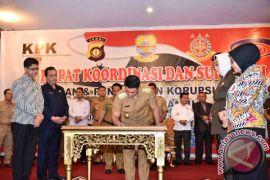 Jambi Bersama KPK Komitmen Cegah Korupsi