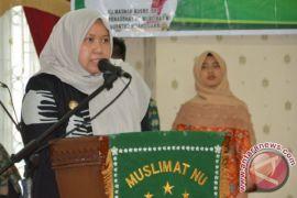 Masnah: Lanjutkan Perjuangan Muslimat NU
