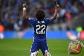Gol  Willian Sselamatkan Satu Poin Bagi Chelsea