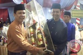 Bupati Syahirsah  Buka MTQ Kabupaten Batanghari