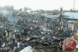 69 Rumah Hangus Terbakar di Tanjungjabung Barat