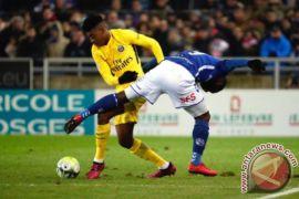 PSG Menelan kekalahan Mengejutkan di Markas Strasbourg