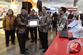 KPK: Presiden Raih Penghargaan Pelaporan Gratifikasi Terbaik