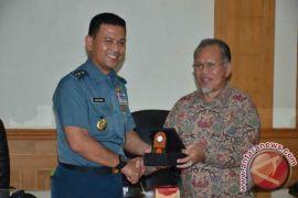 Unja Menerima Kunjungan Perwakilan Universitas Pertahanan
