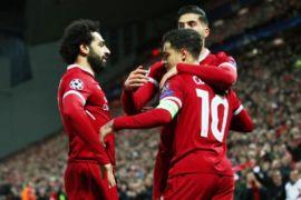 Liverpool gilas Leicester 2-1