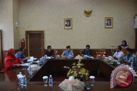 DPRD Provinsi Jambi terima kunjungan DPRD Muba