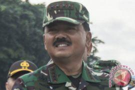 Panglima TNI pantau pelaksanaan PPRC 2018