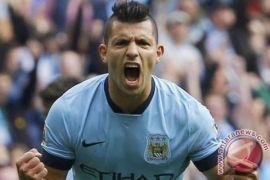 Manchester City menangi semifinal pertama Piala Liga
