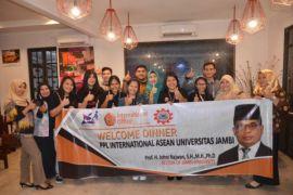 Enam mahasiswa ASEAN PPL  di Jambi