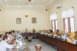 Banggar DPRD-Pemprov bahas pokok pikiran dewan
