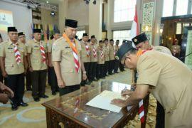 Fasha dilantik jadi Kamabicab Kota Jambi