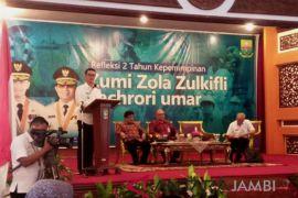 Zola paparkan capaian pembangunan dua tahun kepemimpinan