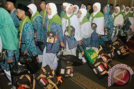 165 calon haji  Jambi batal berangkat