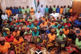 Presiden Nigeria sebut penculikan massal siswi bencana nasional
