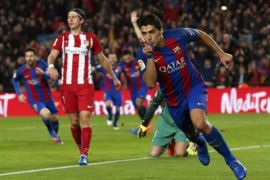 Barcelona gulung Girona dengan skor  6-1