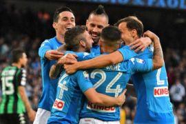 Napoli ditaklukan Leipzig  1-3
