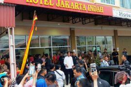 Presiden Jokowi menginap di hotel bintang dua di Sumbar