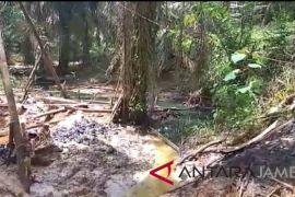 Limbah penambangan minyak ilegal bahayakan kesehatan