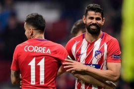 Atletico tekuk Lokomotiv 3-0 berkat gol Costa