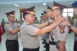 Kapolda Jambi pimpin sertijab tiga pejabat utama