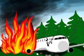 Pesawat Turki kecelakaan di Iran 11 penumpang tewas