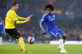 Chelsea kalahkan Palace dengan skor 2-1