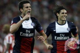 PSG kokoh di puncak klasemen setelah tekuk Angers 2-1