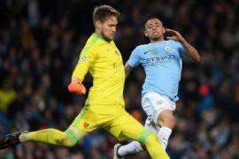 Manchester City tetap lolos meski kalah 1-2 dari Basel