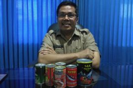 TPBJ Batanghari uji produk makanan yang tidak familiar