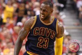 LeBron James pecahkan rekor steal NBA