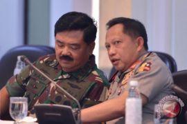 Kapolri: Kalimantan Tengah rentan konflik