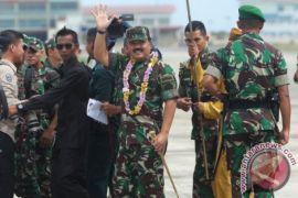 Panglima TNI akan perbesar Petasan untuk sejahterakan perbatasan